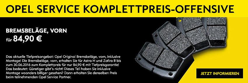 Opel Osko Aktion