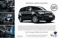Der neue Lancia Voyager