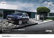Der neue Jeep Cherokee ist bei uns eingetroffen