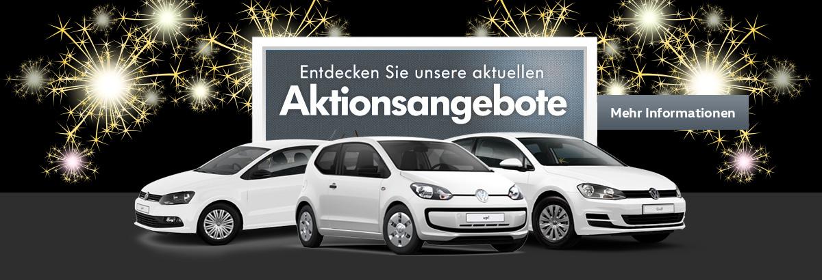 (VW) VW Topangebote