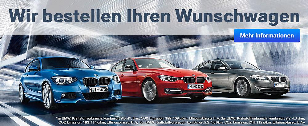 BMW Wunschwagen
