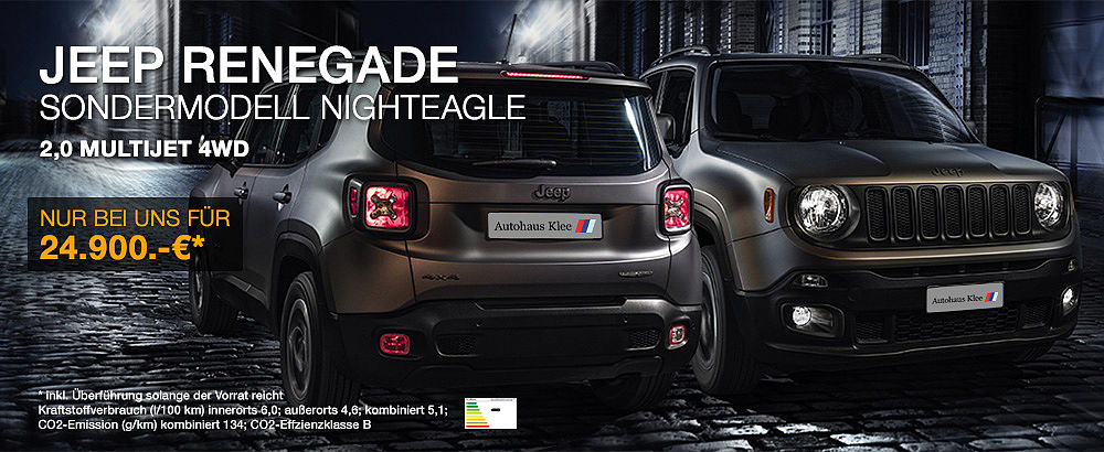Autohaus Klee - Jeep Nighteagle