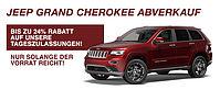 Cherokee abverkauf