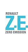Renault Z.E. Logo