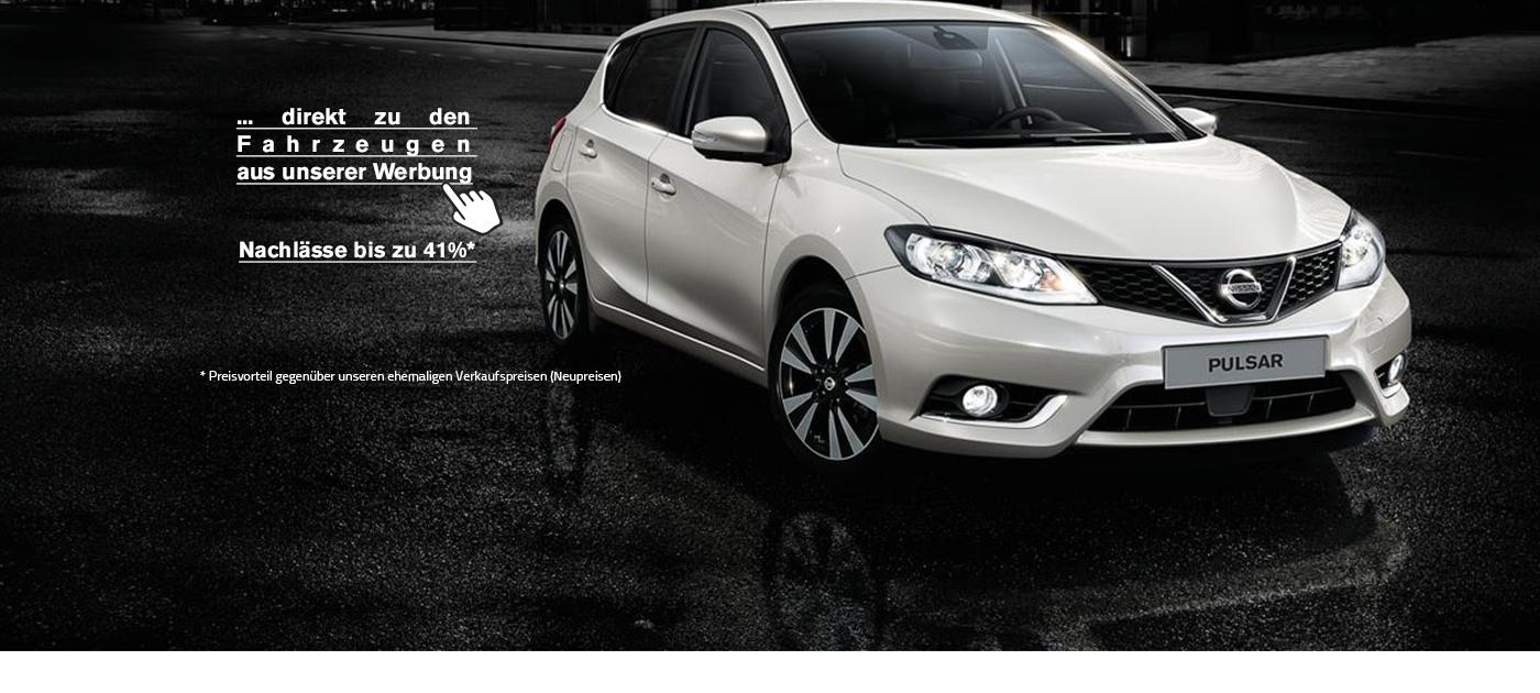 Nissan Anzeige KW 31