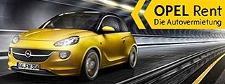 Opel Rent Autovermietung