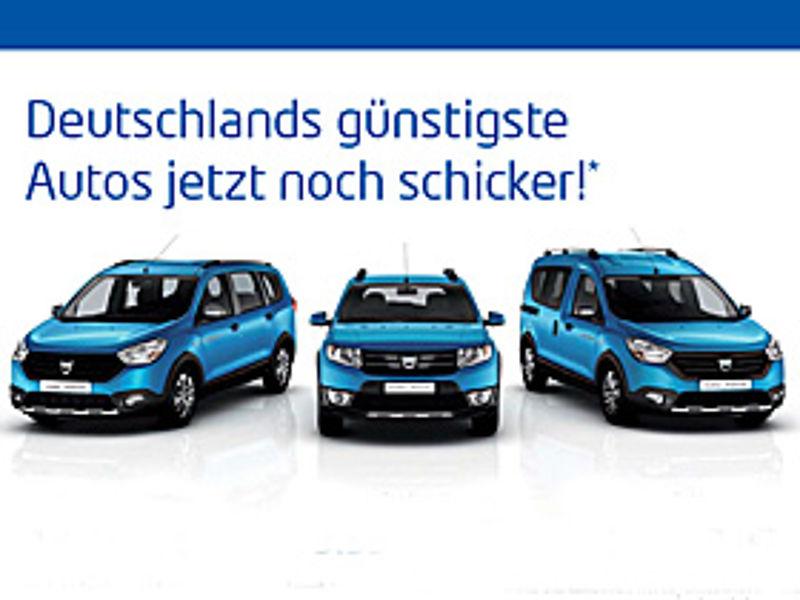 Dacia: Deutschlands günstigste Autos!*