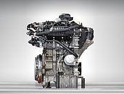 Ford EcoBoost-Dreizylinder-Motor: Zum vierten Mal in Folge