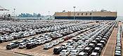 15 Millionen Kia-Fahrzeuge aus Korea exportiert