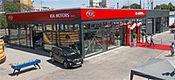 AutoCenter Heinz in Mainz eröffnet Kia-Autohaus im markanten