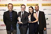 Deutscher Dialogmarketing Preis 2015: Kia-Aktion