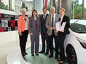 Jeder Kia zählt: Automobilhersteller unterstützt Kinderhospiz