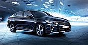 Leistungsstarke Limousine: Kia präsentiert Prototyp des Optima GT auf der IAA