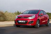 Top-Qualität: Kia Rio siegt im GTÜ-Gebrauchtwagenreport