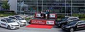 Kia Motors übergibt Fahrzeugflotte für FIFA U-20-Frauen-Weltmeisterschaft™ in Kanada