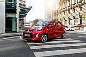 Kia Picanto in Deutschland 111.111 Mal verkauft