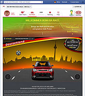 Teamplayer gesucht: Kia startet Facebook-Game
