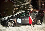 Neue Miss Chiemgau fährt Kia cee'd