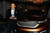 Kia-Chefdesigner Peter Schreyer mit renommiertem US-Designpreis ausgezeichnet