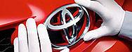 Qualitätssicherungsmaßnahme bei Urban Cruiser, Corolla, Auris, RAV4 und Yaris