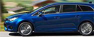 Toyota Avensis erzielt fünf von fünf Sternen