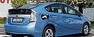 Toyota Prius Plug-in Hybrid erhält fünf Umweltsterne