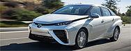 Toyota Mirai ist verbrauchsärmstes Serien-Brennstoffzellenfahrzeug