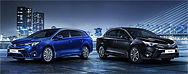 Neuer Toyota Avensis feiert Weltpremiere auf dem Genfer Salon