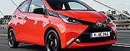 Der kleine Toyota Aygo: In Sachen Restwert ein Riese