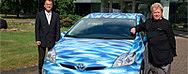 Von Paris nach Peking im Toyota Prius