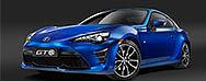 Der neue Toyota GT86 feiert Weltpremiere in New York