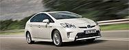 Toyota Prius ist das zuverlässigste Modell in der Kompaktklasse
