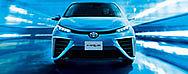 Toyota Mirai ist die Innovation des Jahrzehnts