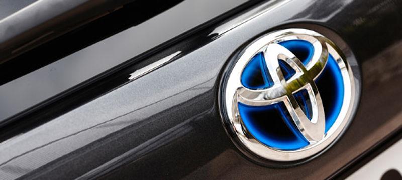 Toyota ist umweltfreundlichster Automobilhersteller