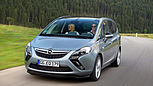 Neuer SIDI Turbo: Top-of-the-Line-Benziner für Opel Zafira Tourer