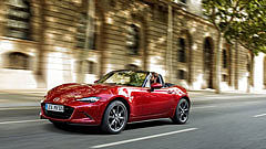 "Mazda räumt bei UK ""Car of the Year"" Awards ab"