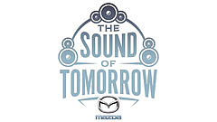 "Mazda spielt ""Sound of Tomorrow"""