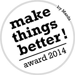 "Mazda verleiht erneut den ""Mazda Make Things Better Award"""