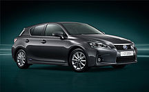NEUE LIMITED EDITION DES LEXUS CT 200h
