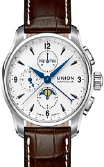 UNION-Glash�tte-BELISAR-Gro�datum-GMT-Gangres.-Chrono-Uhren