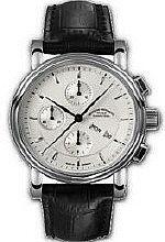 Mühle Glashütte- Teutonia II-III-Chronograph-Chronometer-Quadrant-Uhren