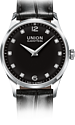 UNION-Glash�tte, Noramis-34mm-Diamant-Uhr, D005.233.16.037.01
