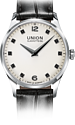 UNION-Glash�tte, Noramis-34mm-Diamant-Uhr, D005.233.16.266.02