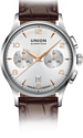 UNION-Glash�tte, Noramis-Chronographen-Uhr,  D005.427.16.037.01