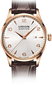 UNION-Glash�tte, Noramis- Gold-Uhr,  D900.407.76.037.01