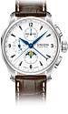 UNION-Glash�tte, Belisar, Chrono-Mondphase-Kalender-Uhr, D002.425.16.037.00