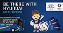 Die Teambus-Slogans zur UEFA EURO 2016™ stehen fest