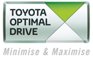 Toyota Optimal Drive Minimise & Maximise
