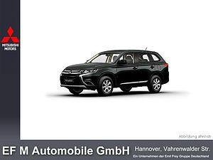 Mitsubishi Outlander 2.0 2WD 110 kW, 5-türig
