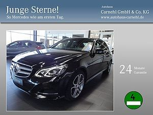 Mercedes-Benz E 350 BT Avantgarde Navi TV Leder Fond-Entertain